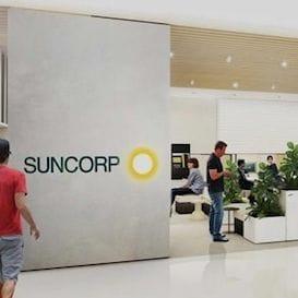 Suncorp H1 profits dented by Melbourne hailstorm