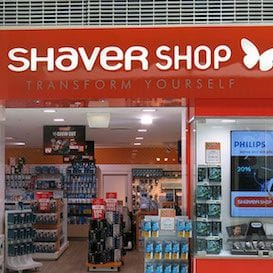Shaver Shop bucks the retail trend to achieve significant sales growth