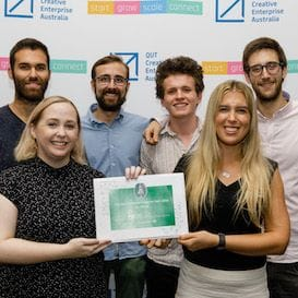 Medical startup wins marathon entrepreneur competition