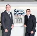 Carter Newell promotes five