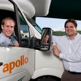 Apollo's Luke Trouchet on building an international business 'one step at a time'