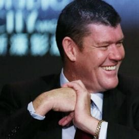 James Packer steps back from casino empire, citing 'mental health issues'