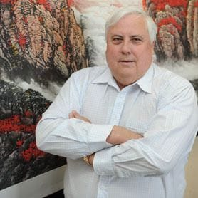 Clive Palmer charged over breaches of takeover law