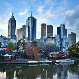 Melbourne beats Sydney as the top Australian city for investment