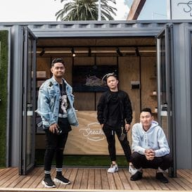 How the founders of Sneaker Laundry are cashing in on the 'hype economy'