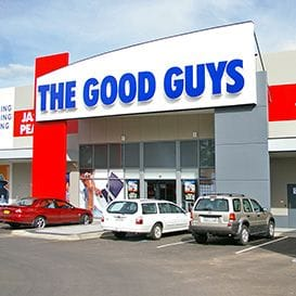 JB Hi Fi Cuts Guidance As The Good Guys Go Bad - The good guys automotive