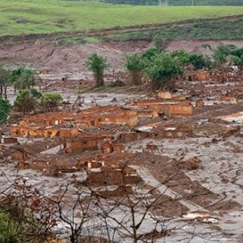 Class action firm takes aim at BHP Billiton over Brazilian dam tragedy