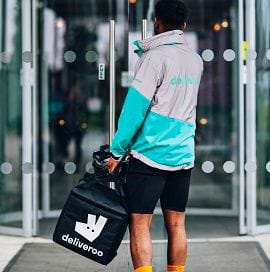 Deliveroo to cut its staff in on $18 million equity