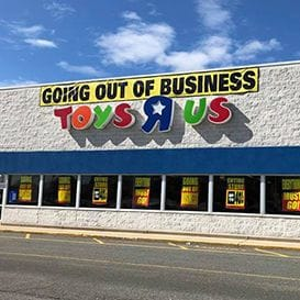Toys 'R' Us demise sparks industry shakeup