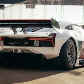 New supercar to be tested at South Australian motorsport park