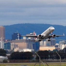 Chinese tourists boost Adelaide Airport traffic
