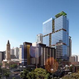 Suncorp settling into $800 million Brisbane tower
