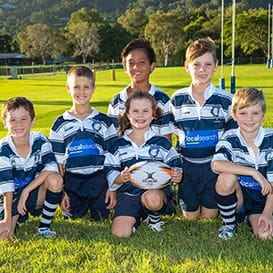 Entrepreneur's community spirit helps hundreds of Aussie kids