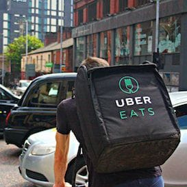 Fast-food deliveries 'heading for a car crash'