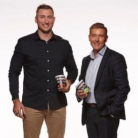 Scarier than a scrum: a former rugby star's Shark Tank success