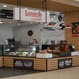 Lenard's back in founder's control after Blue Sky takes flight
