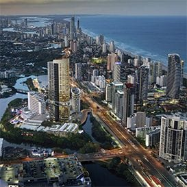 Star breaks ground on new $400m Gold Coast tower