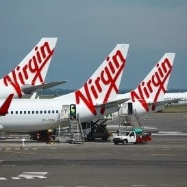 Turbulence for Virgin Australia with $653m loss
