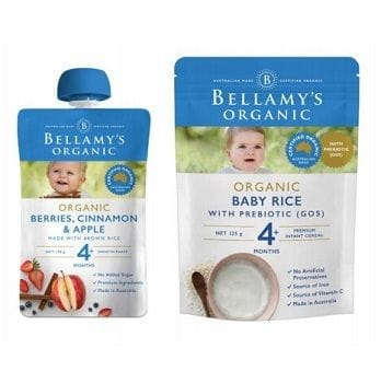 Bellamy's to enter lucrative Vietnamese organic food market