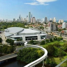 Gold Coast Convention and Exhibition Centre earns world first 'green' award