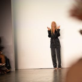 Tammy Hembrow's Saski Collection impresses at New York Fashion Week