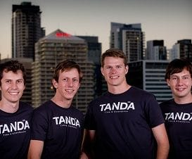 Tanda clocks up big-name clients as live wage tracker goes global