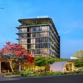 New $50 million Rydges hotel to land at the Gold Coast Airport