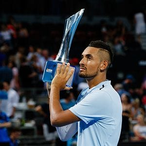 Kyrgios, Murray, Dimitrov: Champion trio to face off at Brisbane International