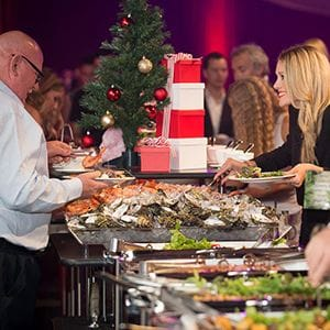 Centre of Christmas to become the social event of the season
