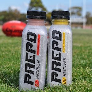 Two decades in the making: New sports drink PREPD to take on the giants