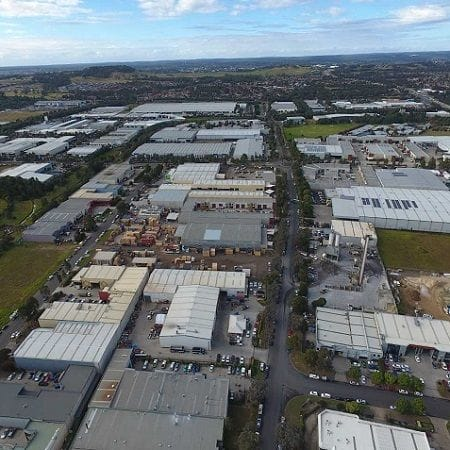 Blackstone buys up industrial Sydney properties in Smeaton Grange