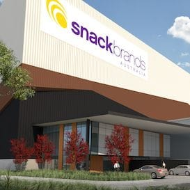 Snack Brands signs $400m pre-lease deal in Sydney's west