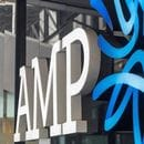 AMP profit slashed 96 per cent