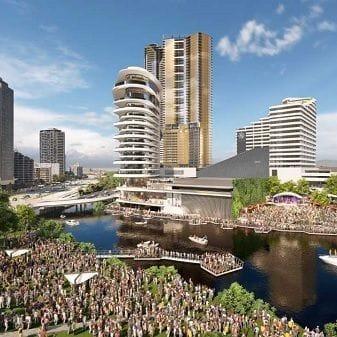 Star Gold Coast proposes open air concert venue