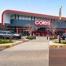 Coles offloads three regional stores for $45 million