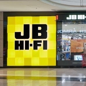 JB Hi-Fi notches record earnings in H1