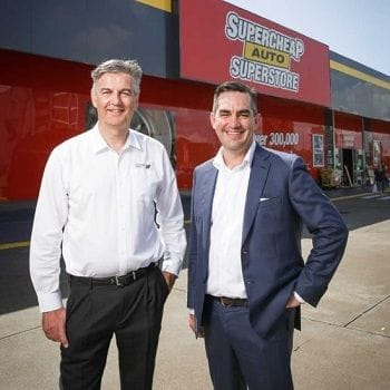New Super Retail Group CEO to start early after earnings hike