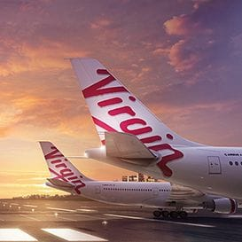 Virgin Australia records its strongest H1 earnings in 11 years