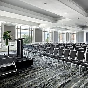 Experience the reinvention of timeless luxury at the newly renovated Brisbane Marriott Hotel