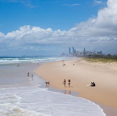 """Could Gold Coast ocean park be the next """"jewel"""" of Queensland tourism?"""