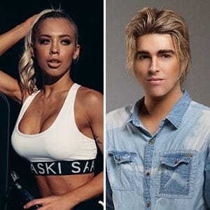 Tammy Hembrow and Michael Huxley team up for iconic collab