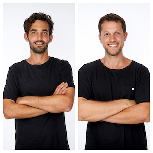MOSH is the new men's health startup backed by the founders of Tinder