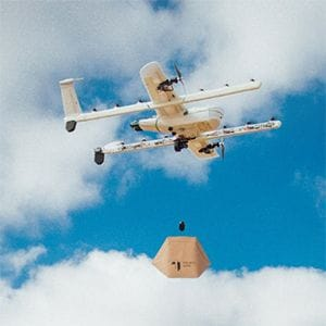 Alphabet's subsidiary Wing launches drone delivery service in Australia