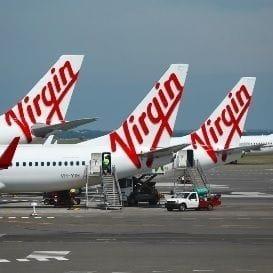 Virgin takes a $100 million nosedive