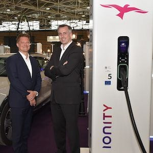 Tritium scores large scale electric vehicle charger deal in Europe