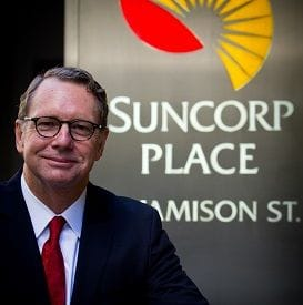 Suncorp CEO resigns