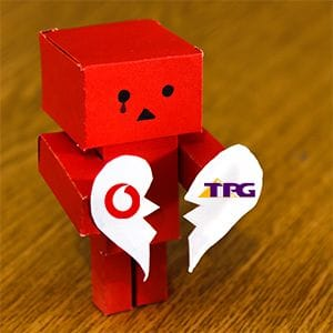 TPG and Vodafone to fight for merger in Federal Court