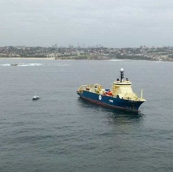 The INDIGO subsea cable is ready to be deployed