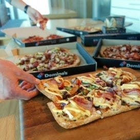 Domino's rejects underpayment claims