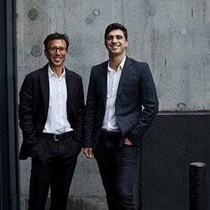 Founders take on new roles at Afterpay
